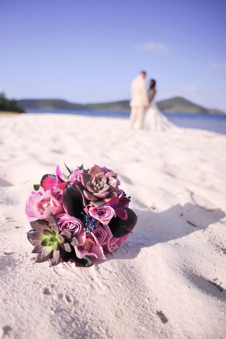 perfect wedding in the Virgin Islands