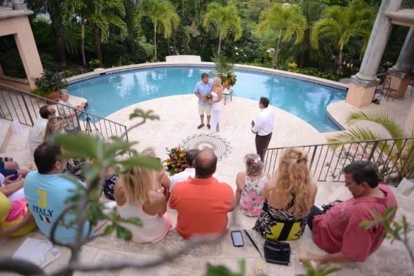 Coco de Mer wedding St. John