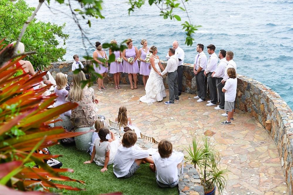 st thomas usvi wedding planner locations island bliss