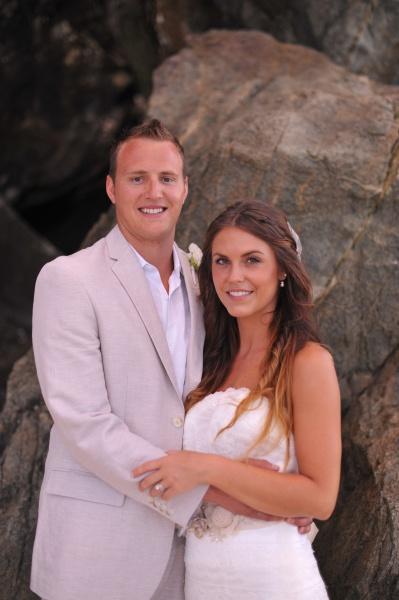 Congrats Allie & Trevor!