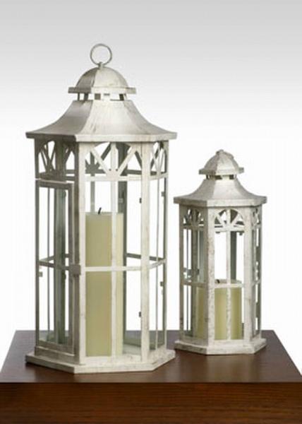 gold and white lanterns 12