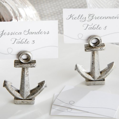 anchor place card holders
