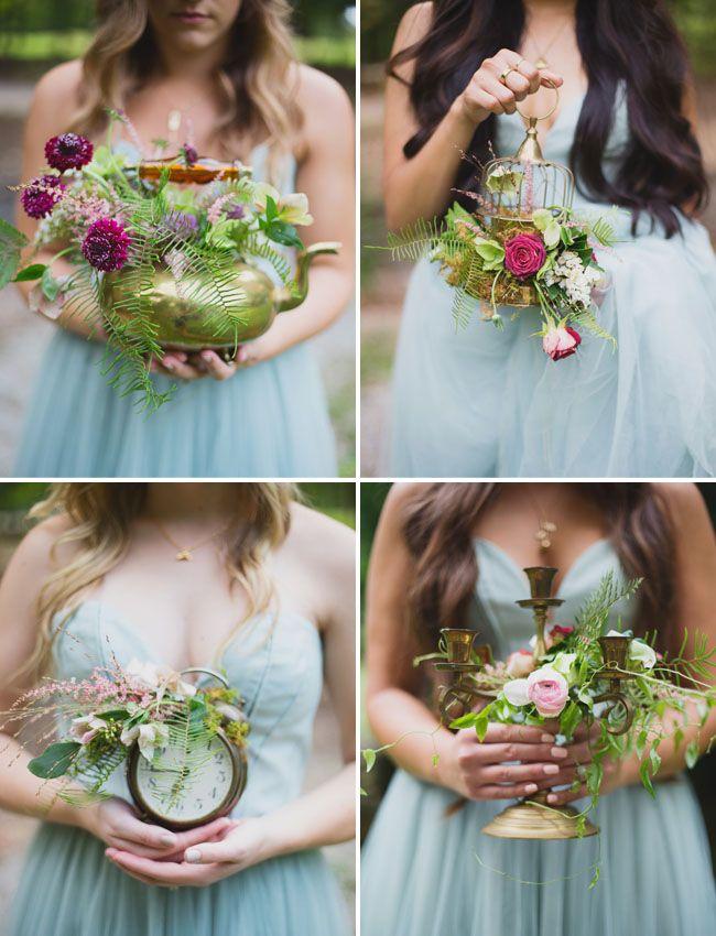 Bridesmaid Bouquet Alternatives | Island Bliss Weddings