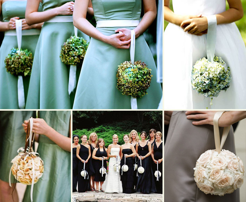 Bridesmaid Bouquet Alternatives | Island Bliss Weddings