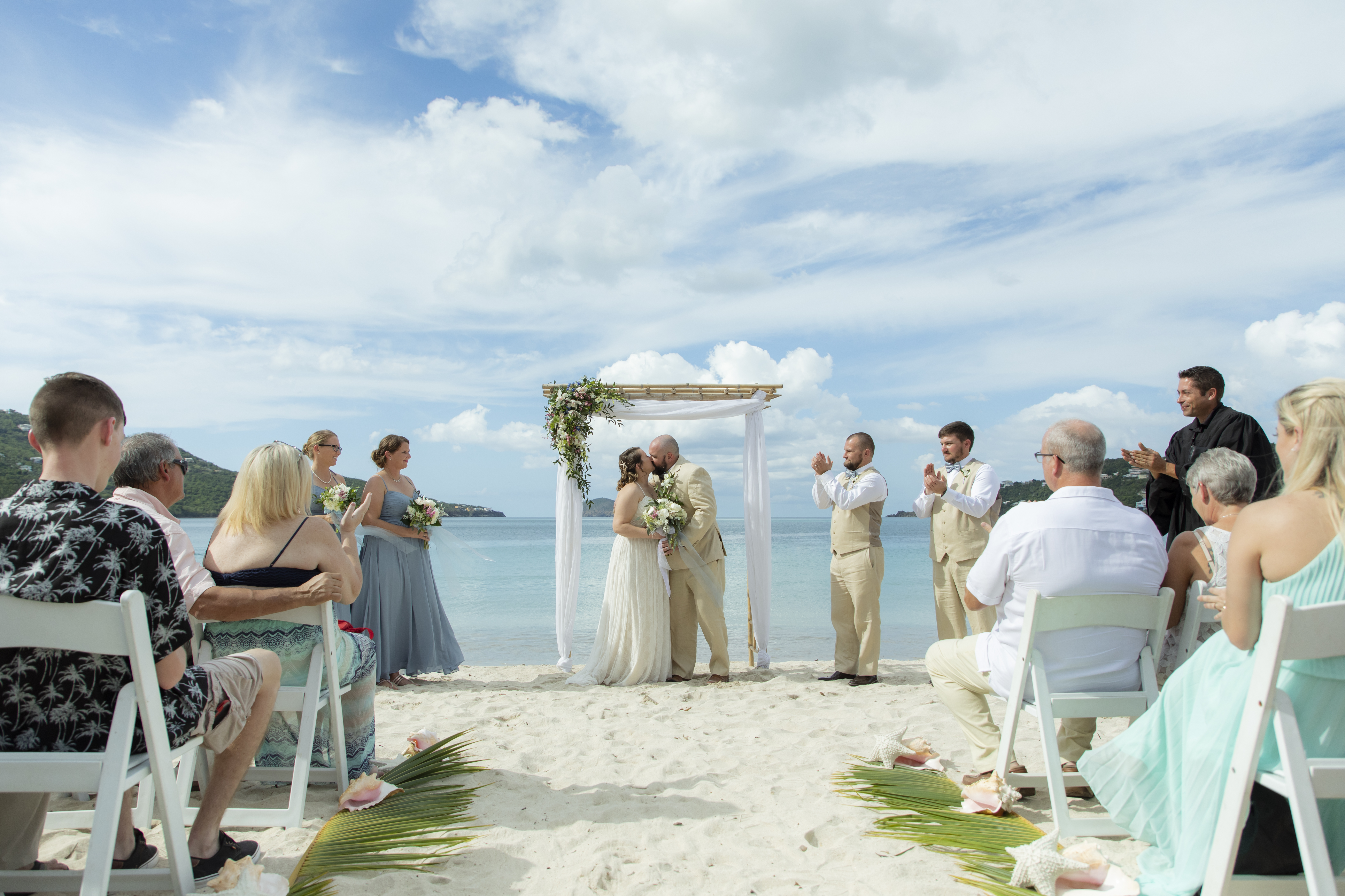St Thomas Weddings Island Bliss Weddings