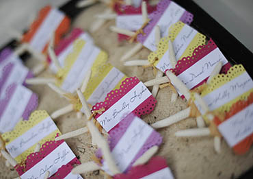 Norbu Wedding Favors