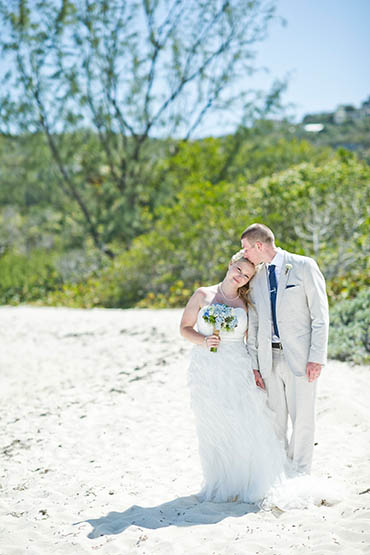 Lindquist Beach Wedding Venue
